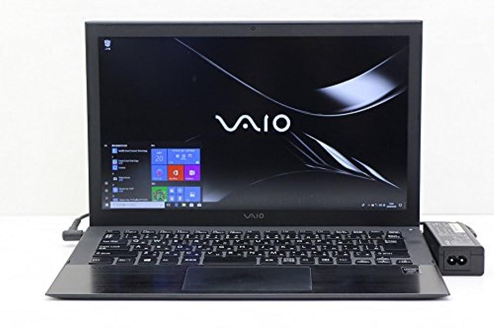むしゃむしゃ置き場聖域【中古】 VAIO VJP131B01N Core i5 4210U 1.7GHz/4GB/128GB(SSD)/13.3W/FHD(1920x1080)/Win10