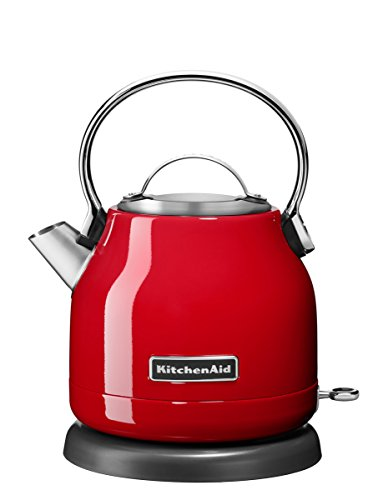 KitchenAid Bouilloire Stella 5 kek1222eer Rouge Empire