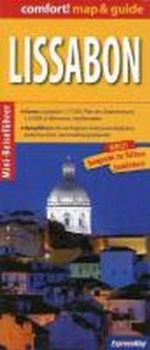 Lissabon map & guide