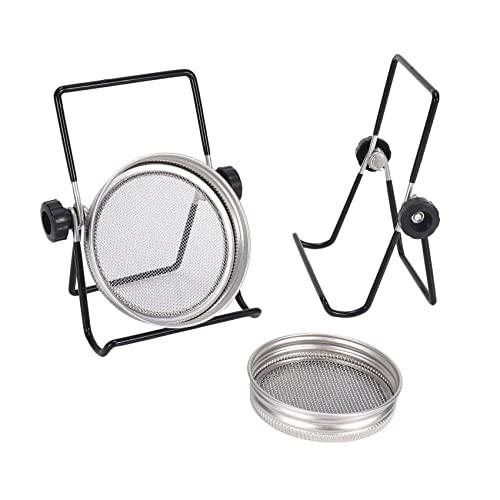 Bnwoinb Keim Glas Netz Deckel Kit - 4...
