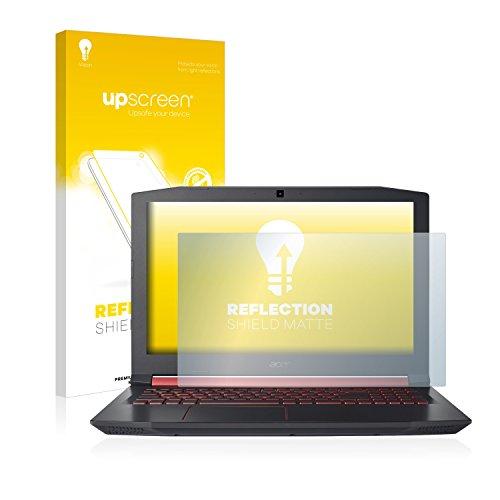 upscreen Entspiegelungs-Schutzfolie kompatibel mit Acer Nitro 5 – Anti-Reflex Bildschirmschutz-Folie Matt