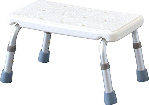 ottostyle.jp シャワーステップ 3段階高さ調整 シャワーチェア コンパクトなお風呂椅子 介護