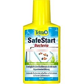 Tetra SafeStart Aquarienstarter mit lebenden nitrifizierenden Bakterien