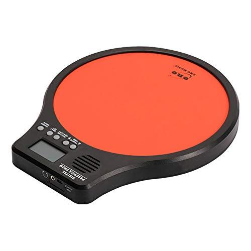Leezo Top Qualität Digital Electric Electronic Drum Pad Für Trainingsübungen Metronom Zähler, Trainingsübungen Drum Pad
