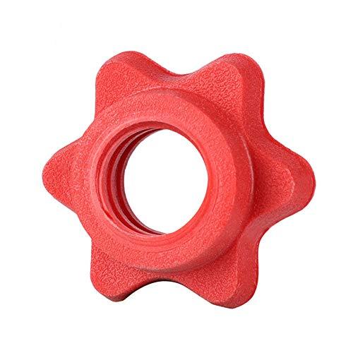 Maliwan Mancuernas estándar de barra giratoria, tuerca hexagonal antideslizante de 25 mm...