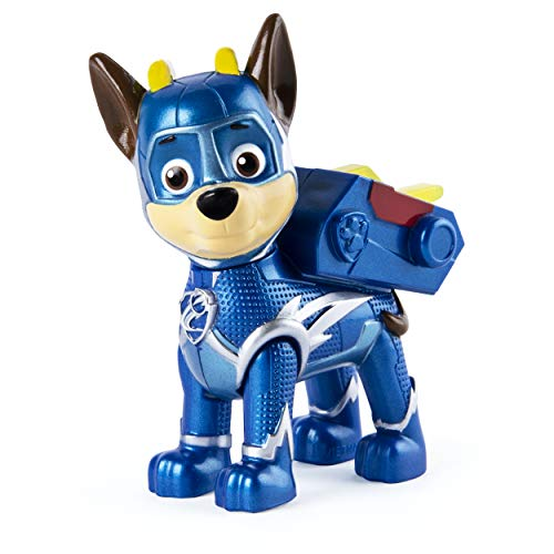 Paw Patrol Figura Cachorros Héroes Chase Toy Figure