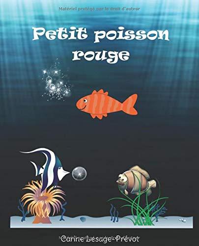 Petit poisson rouge - Livre pour enfants sur la différence.