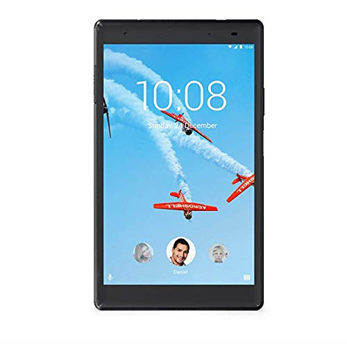 Lenovo Tab4 8' IPS Android 7.0 Black 2GB Tablet, micro-SD and Camera