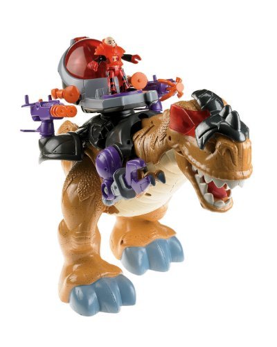 Fisher-Price - Imaginext Niños Mega...