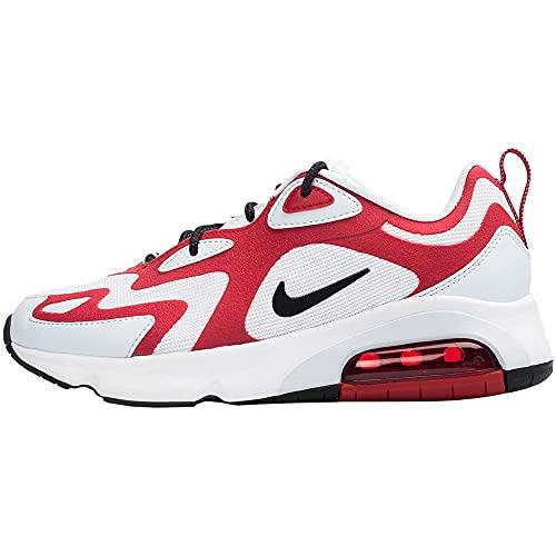 Nike - Wmns Air Max 200 - AT6175103 - Colore: Bianco - Taglia: 35.5 EU