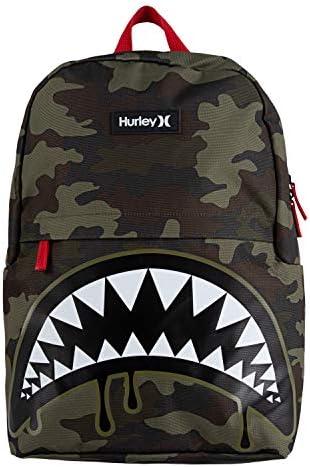 Camo school backpack _image4