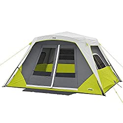 Best 6 Person Instant Cabin Tent