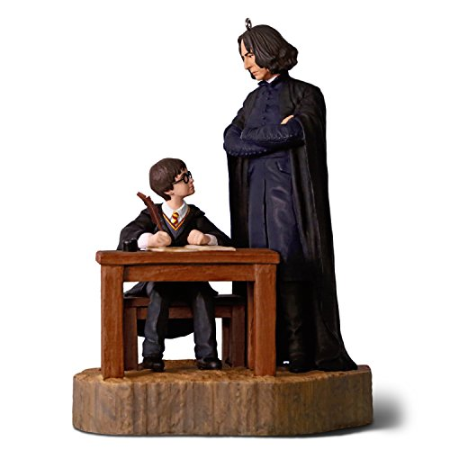 Severus Snape First Impressions Ornament