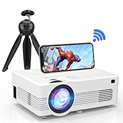 POYANK 2000 Lumens mini Projector under 100
