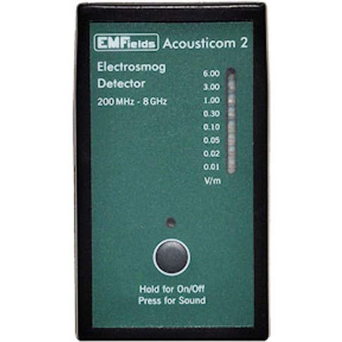 Acousticom 2 RF Detector 200MHz - 8GHz