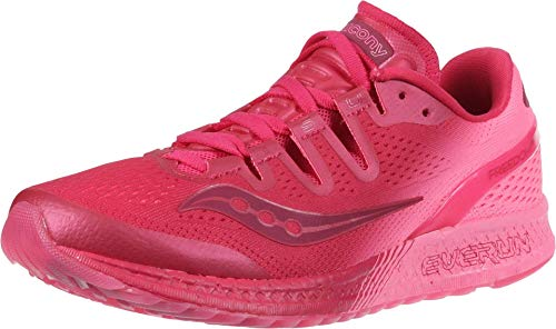 adidas Damen Freedom ISO Laufschuhe, Pink (rosa rosa), 37.5 EU