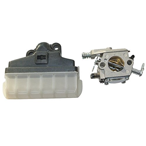 Carburetor Air Filter Set for Stihl 021 023 025 MS 210 230 250 Chiansaw Parts