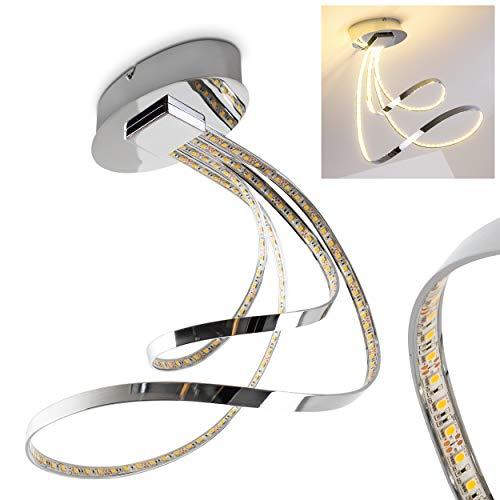 LED Lámpara de techo Sepino, 31w, 1600 Lumens, 3000 Kelvin (blanco cálido)