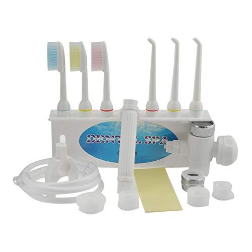 Jaimenalin Cuidado Dental Agua Irrigador Oral Flossing Flosser Limpiador de Dientes Jet Cepillo de Dientes