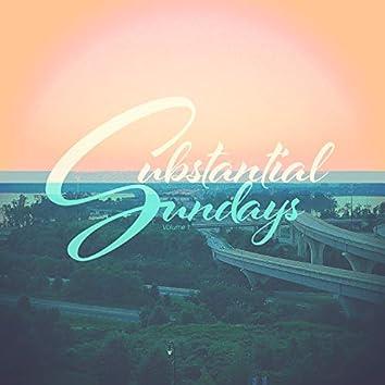 Substantial Sundays