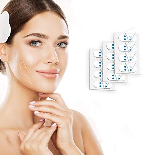 Face Lift Tape Face Lifting Patch Invisible Wrinkle Lift Patches for...