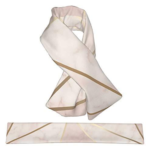 Bufanda de franela con diseño de cruz Zara brillante metálico suave de oro rosa para el cuello, bufandas de felpa de doble cara, suaves y ligeras, para mujeres, hombres y adolescentes