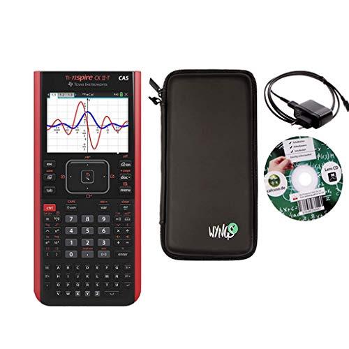 Texas Instruments TI Nspire CX II-T CAS + Ladekabel +...
