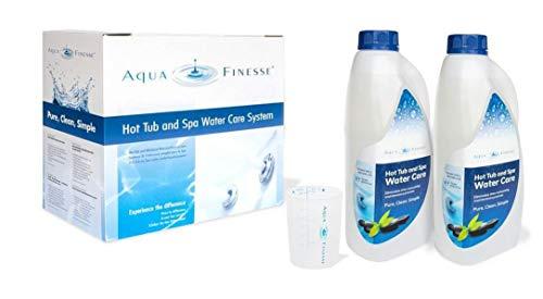 AquaFinesse Spa en Hot Tub Box