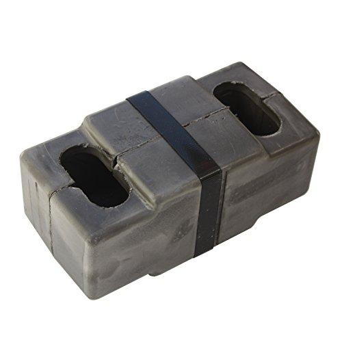 Plattenwärmetauscher Isolation B3-12-20 Dämmschale Isolierschale