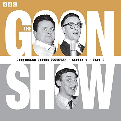 The Goon Show Compendium Volume 14 cover art