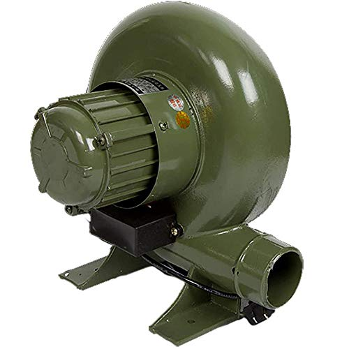 unknow Ventilador centrífugo, Ventilador de Bomba eléctrica, Ventilador de Barbacoa, Ventilador de Engranaje de Hierro Forjado Manual, máquina de Limpieza en seco doméstica-60W