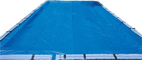 Swimming Pool Winter Cover 12 x 20 feet Backed by 10-Year Warranty