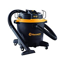 Best-in-class suction power and air flow easily tackles tough jobs around the jobsite, shop, or in the Garage (400 air watts, 150 CFM, and 64 in. Water Lift) Integrated hose, accessory and power cord organization provide space saving, convenient and ...