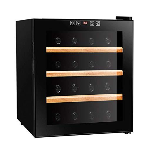 Sonw Yang Thermoelektrischer Weinkühlschrank - Drogenkühlschrank - Bar-Kühlschrank - Aufsatz-Weinzigarrenschrank - freistehender Kühlschrank mit LCD-Digitalanzeige