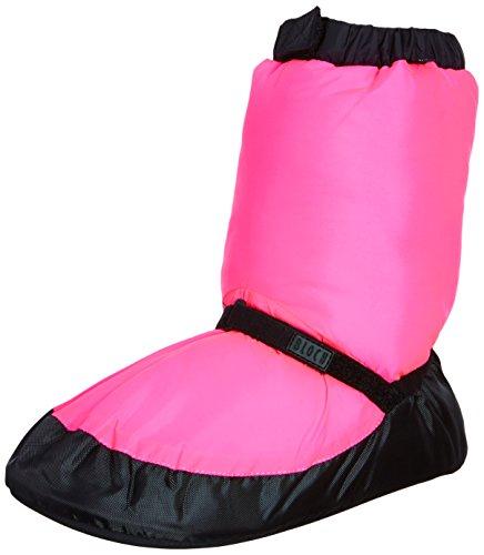 Bloch Bloch Warm Up Bootie, Unisex-Erwachsene Stiefel, Pink (Pink Fluro), 38-39.5 EU (5-6.5 UK) (M)