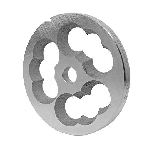 WOLFCUT 4260643352225 - Cortadora de acero inoxidable, color plateado