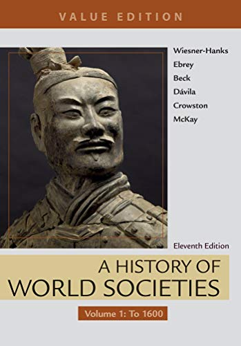 Price comparison product image A History of World Societies,  Value Edition