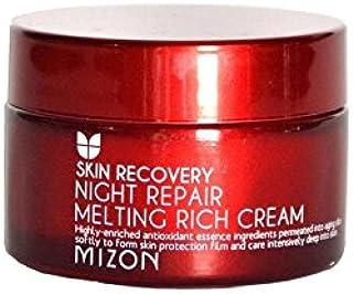 豊かなクリームを溶融ナイトリペア x2 - Mizon Night Repair Melting Rich Cream (Pack of 2) [並行輸入品]