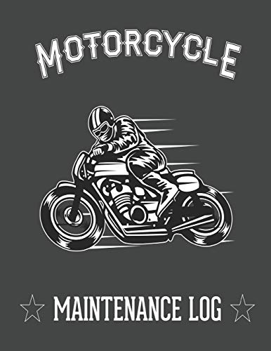 Motorcycle Maintenance Log