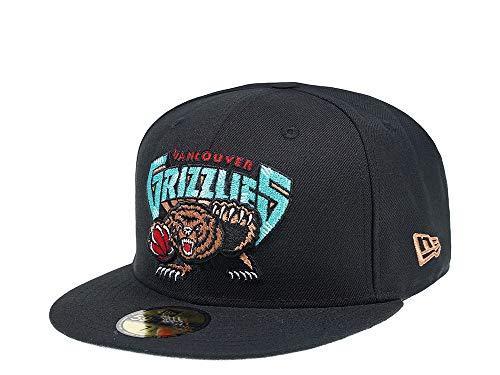 New Era Memphis Grizzlies Big Logo 59Fifty Fitted Cap - NBA Basketball Kappe (758)