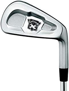 Callaway 2009 X Forged Single Iron 4 Iron Project X 6.0 Steel Stiff Right Handed 38.5in