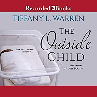 The Outside Child audiobook cover art
