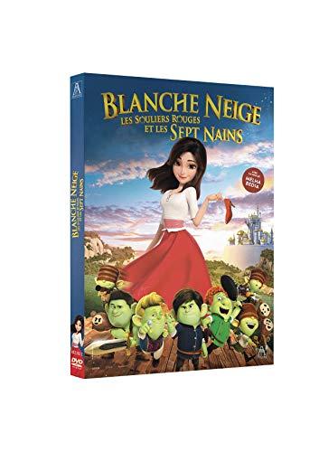 Blanche Neige, Les Souliers Rouges et Les Sept Nains