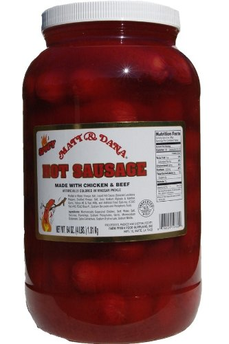 Matt Max 80% OFF Dana Hot Finally popular brand - Gallon Sausage