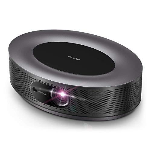 Anker NEBULA Cosmos 1080p Beamer, Home Entertainment Projektor mit 1080p, 900 ANSI Lumen, Android TV 9.0, Digital Zoom, HLG, HDR10 (Generalüberholt)
