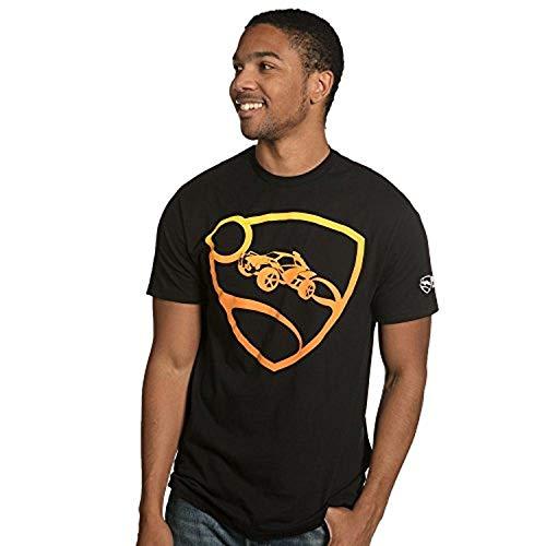 Rocket League Men's Orange Pro Glow Premium T-Shirt Sweatshirt
