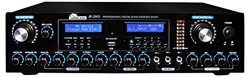 IDOLMain IP-2900 Professional Digital Karaoke Mixer w/ Vocal Enhancer