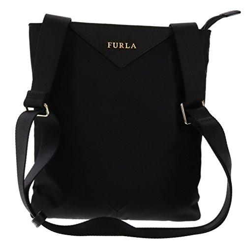 Furla Calypso S50 Crossbody Shoulder Bag Handbag in Onyx