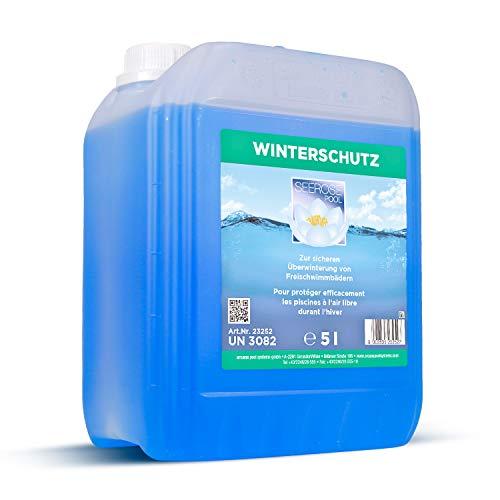 Seerose Winterschutzmittel 5l flüssig Pool Überwinterung Schwimmbecken