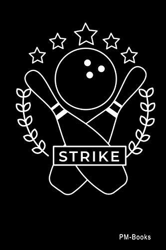 Strike: Blanko A5 Notizbuch oder Heft für Schüler, Studenten und Erwachsene (Logos und Designs, Band 496)